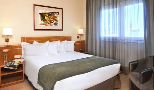 Habitación doble  del hotel Best Western Alfa Aeropuerto