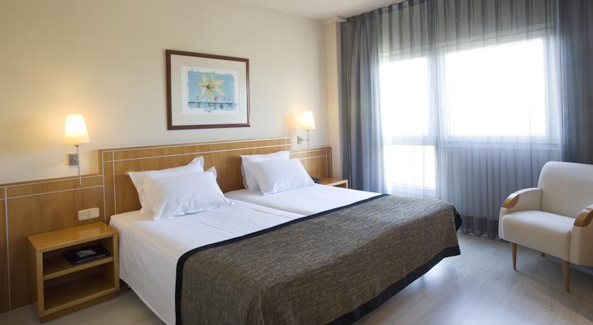 Junior suite  del hotel Best Western Alfa Aeropuerto