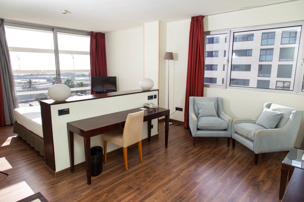 Junior suite  del hotel Euro Diagonal Port