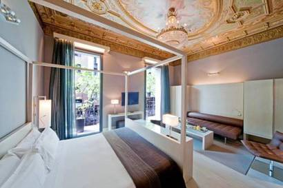 Junior suite  del hotel Actual