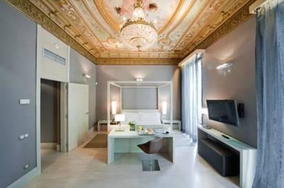 Junior suite  del hotel Actual. Foto 2