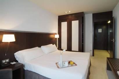 Habitación Doble sin vistas del hotel Actual