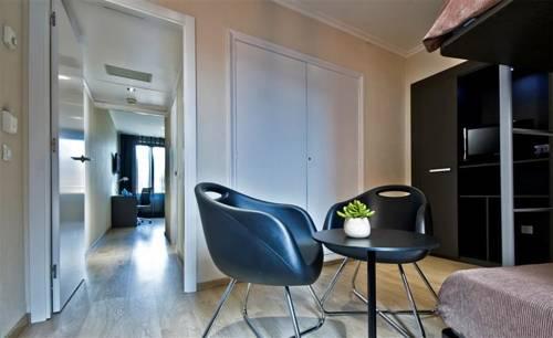 Junior suite  del hotel Alimara. Foto 2