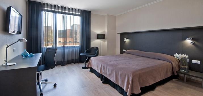 Habitación doble Superior del hotel Alimara