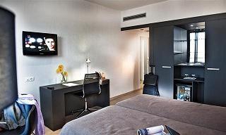 Habitación doble Superior dos camas separadas del hotel Alimara