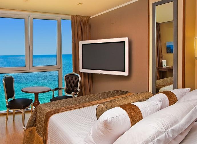 Hotel villa venecia hotel boutique gourmet barat simo for Habitaciones comunicadas