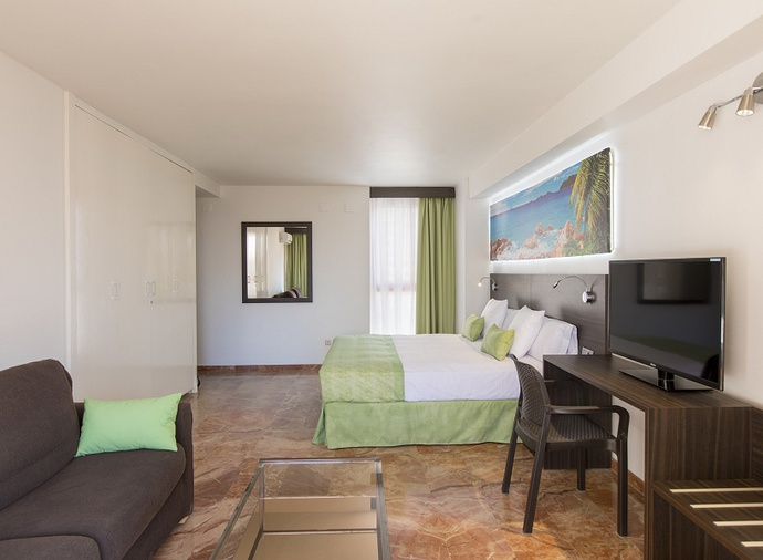 Caribbean Silver Apartment 2/5 del hotel Magic Tropical Splash