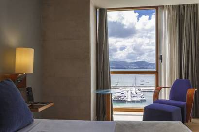 Habitación Panorámica del hotel Vincci Puerto Chico. Foto 1