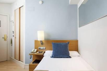 Habitación individual  del hotel Vincci Puerto Chico