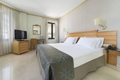 Junior suite  del hotel Eurostars Maimonides