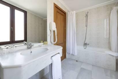 Junior suite  del hotel Eurostars Maimonides. Foto 1