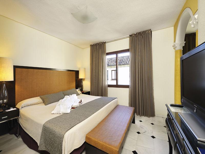 Junior suite  del hotel Eurostars Conquistador