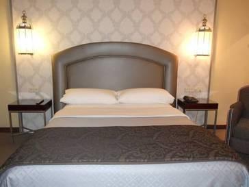 Habitación doble  del hotel Maciá Alfaros