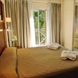 Habitación doble  del hotel Eurostars Las Adelfas