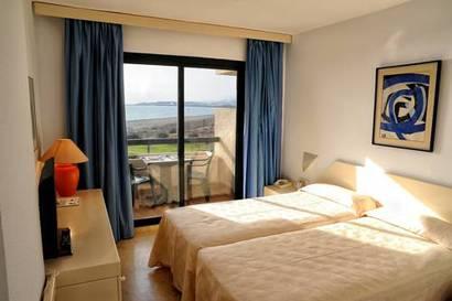 Habitación doble  del hotel AR Almerimar