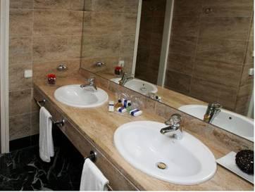 Junior suite  del hotel AR Almerimar. Foto 2