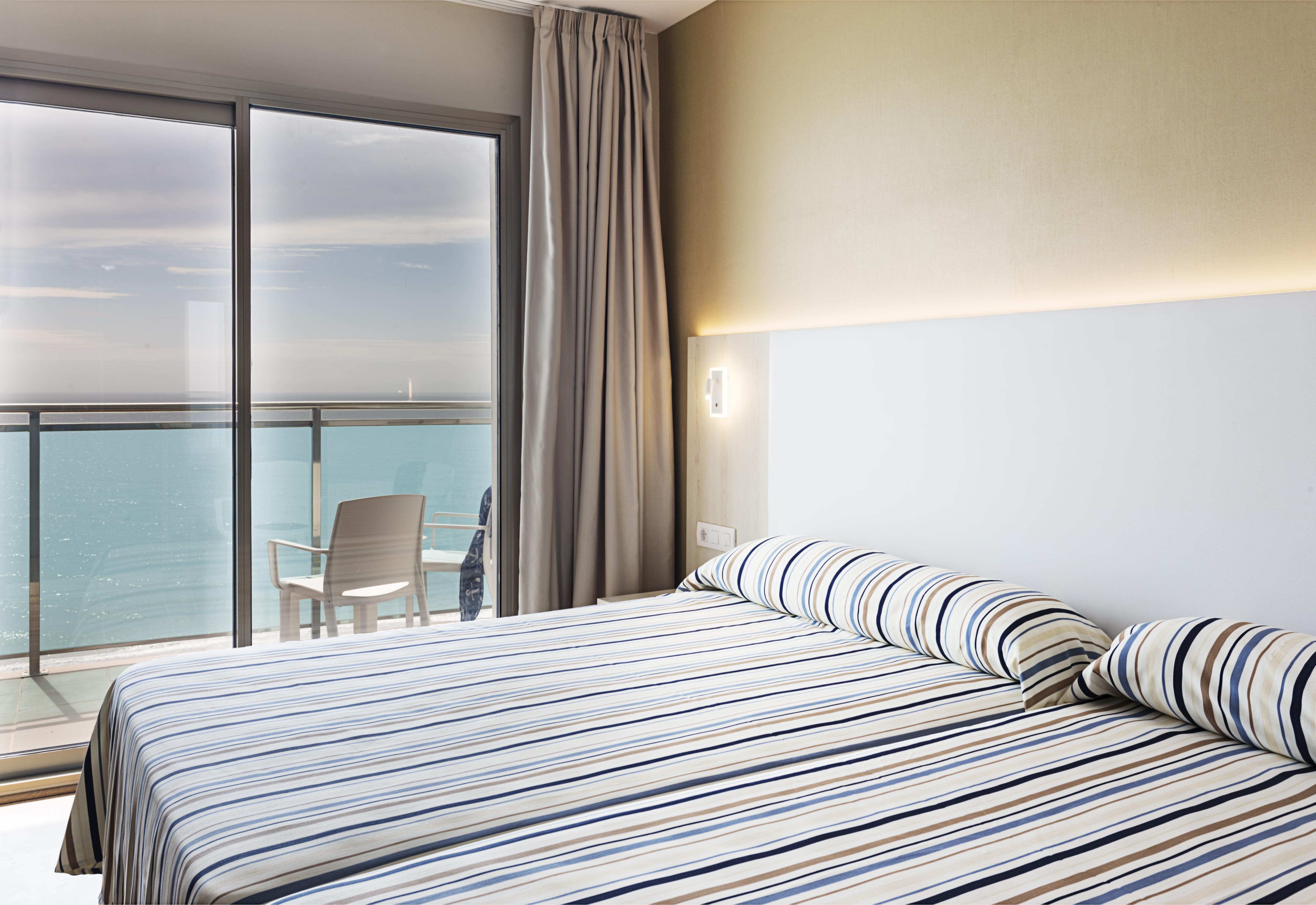 Habitación doble Vista Mar Superior del hotel Best Sabinal. Foto 3