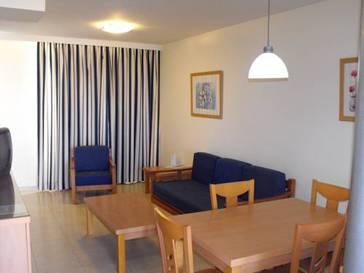 Apartamento 1 dormitorio  del hotel Neptuno. Foto 1