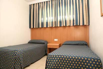 Apartamento 2 dormitorios  del hotel Neptuno. Foto 3