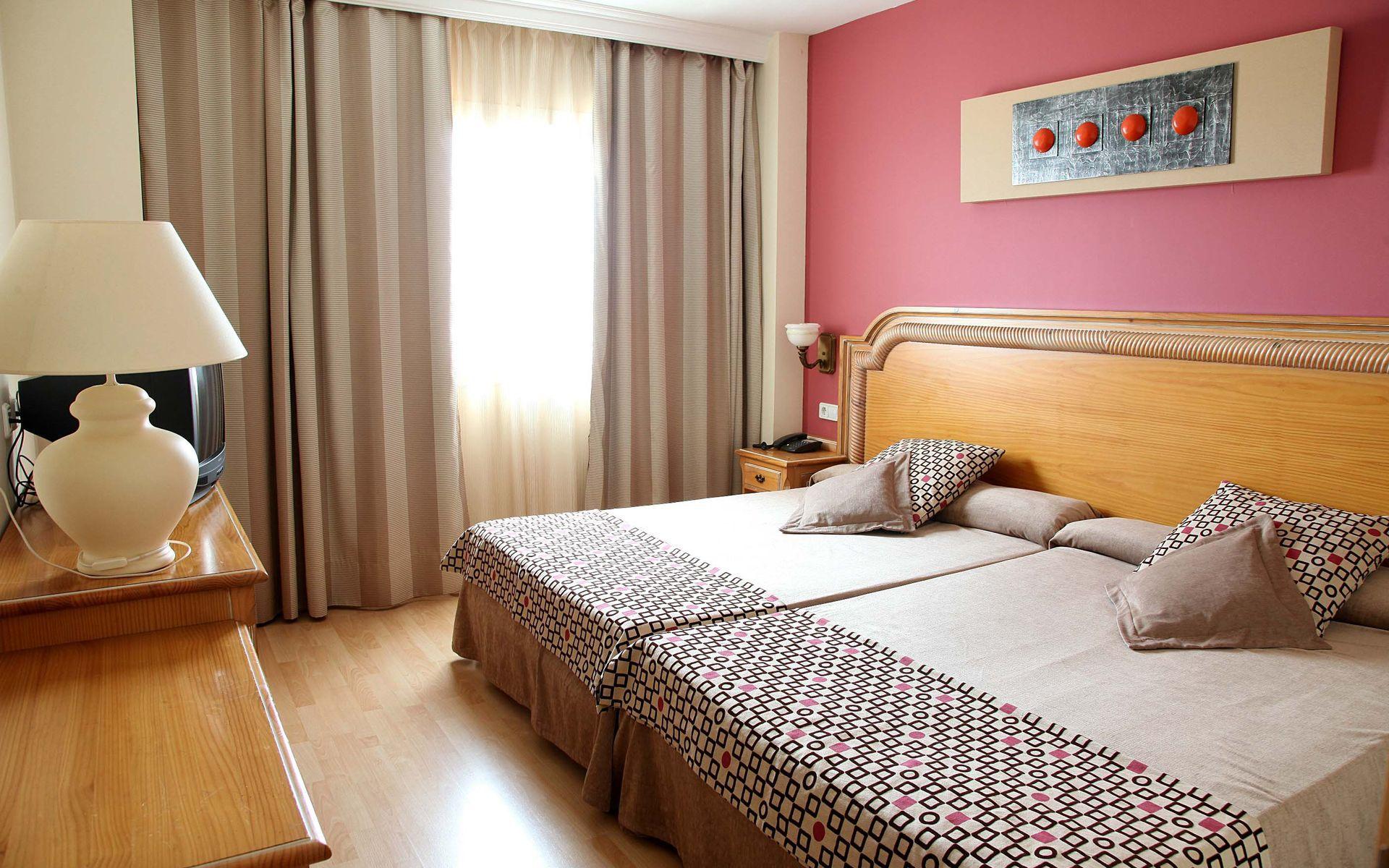 Suite Privilege del hotel Peñiscola Plaza Suites