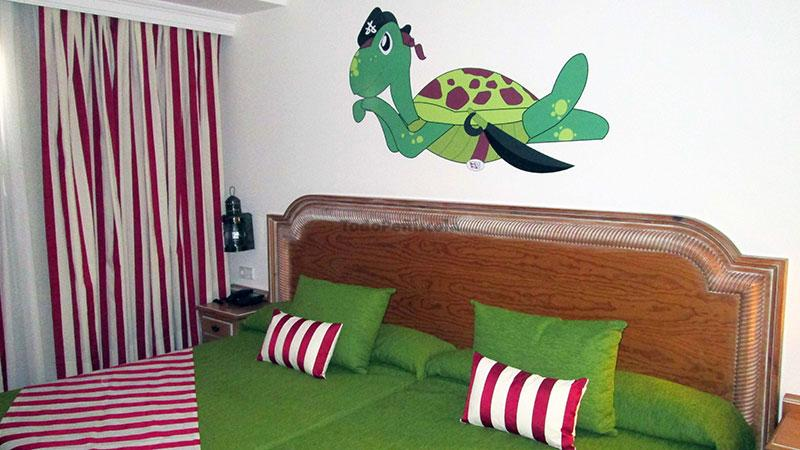 Suite Zetty del hotel Peñiscola Plaza Suites. Foto 1
