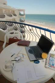 Habitación doble Vista Mar del hotel Playa Victoria