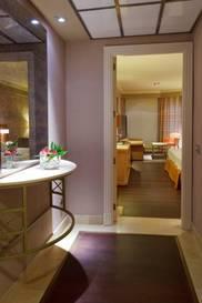 Habitación doble  del hotel Playa Victoria