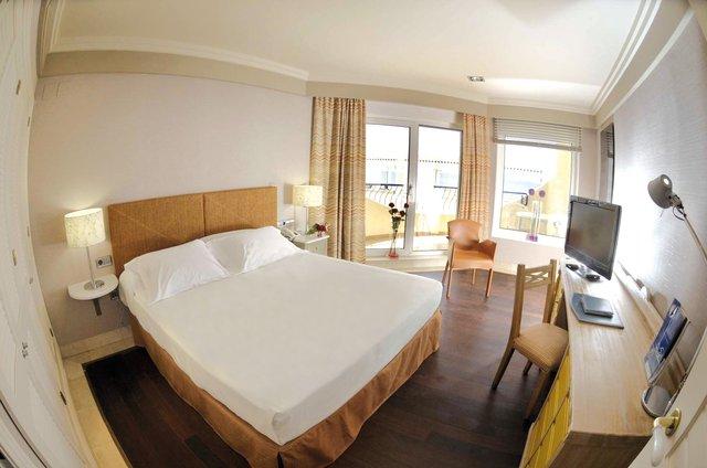 Habitación doble Superior del hotel Playa Victoria