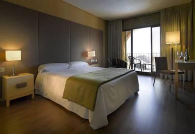 Habitación doble Terraza del hotel Macia Doñana