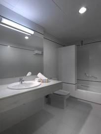 Habitación doble Terraza del hotel Macia Doñana. Foto 1