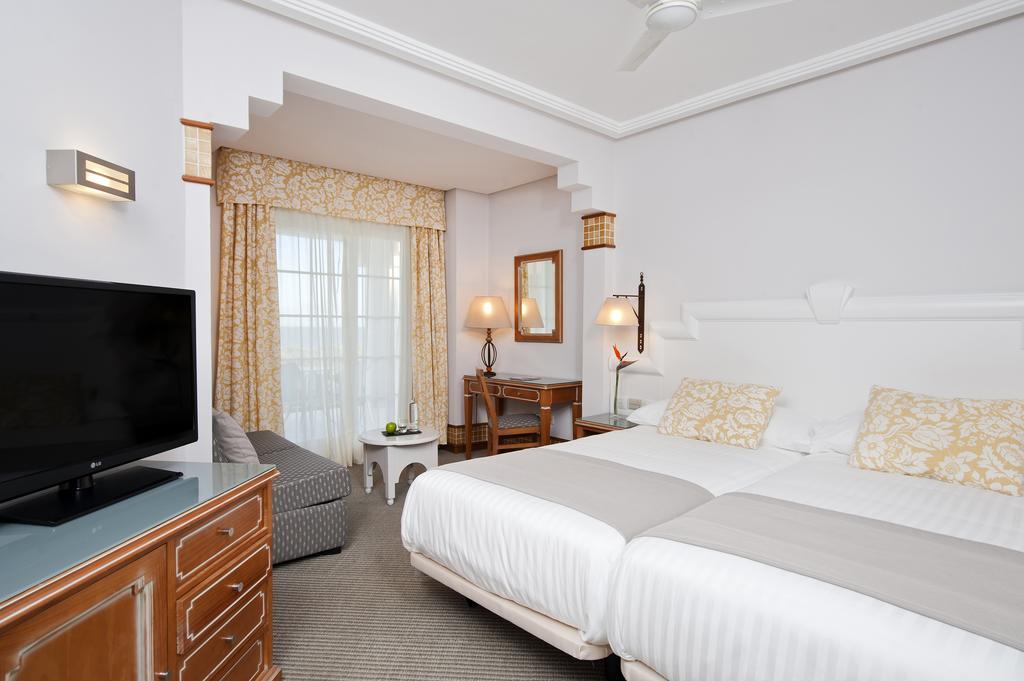 Doble Grand Premium del hotel Meliá Atlántico Isla Canela