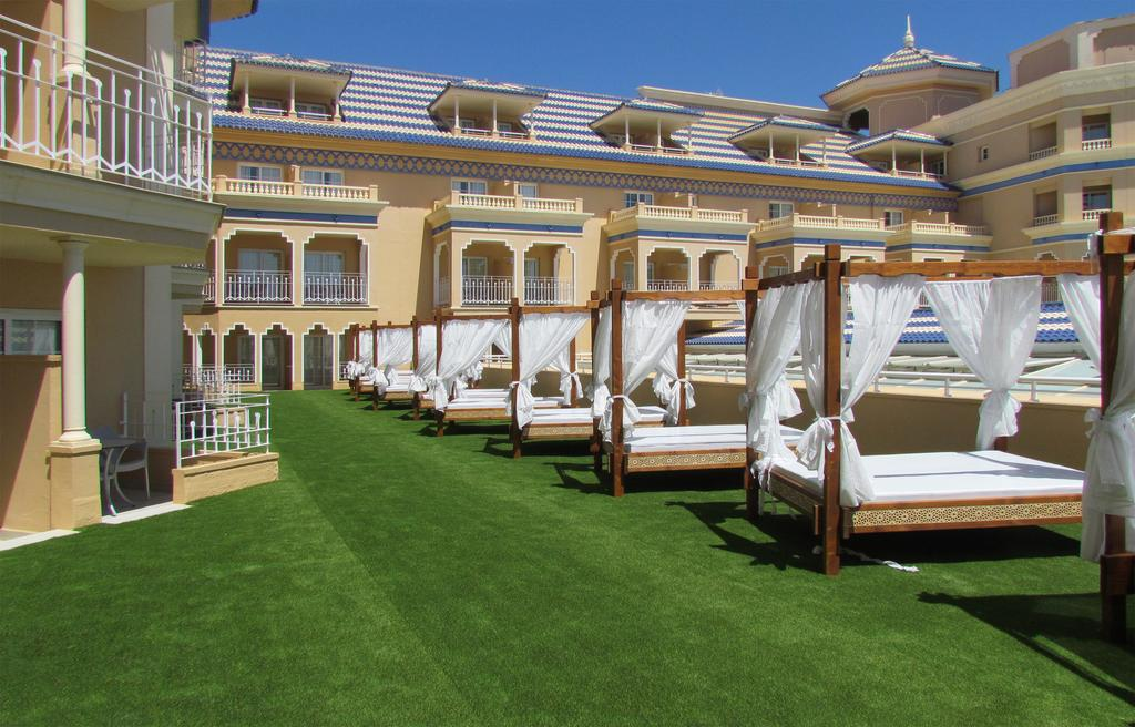 Doble Grand Premium del hotel Meliá Atlántico Isla Canela. Foto 2