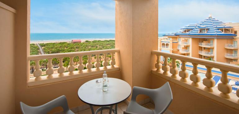 Junior suite  del hotel Meliá Atlántico Isla Canela. Foto 1