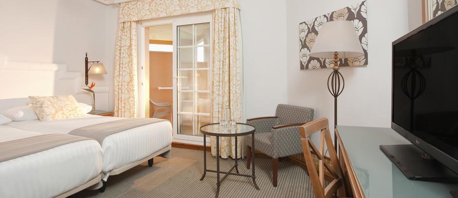Habitación Doble Meliá del hotel Meliá Atlántico Isla Canela