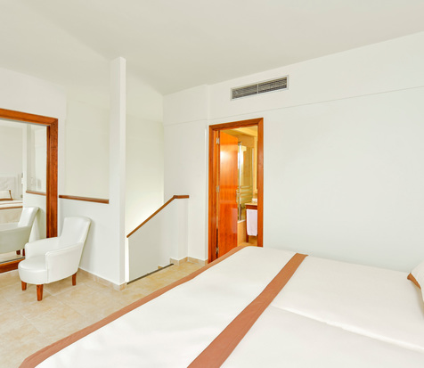 Suite  del hotel Iberostar Isla Canela