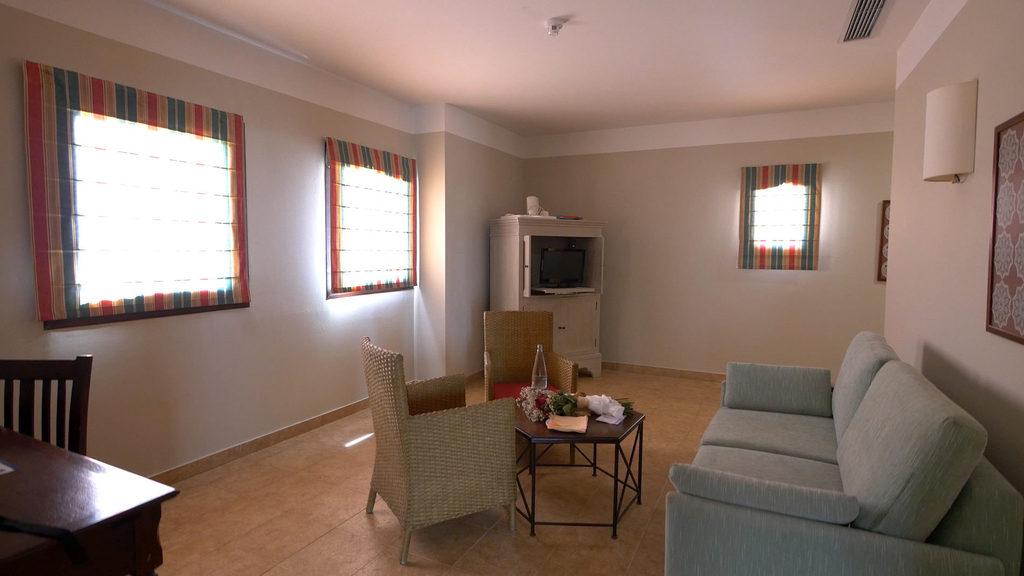 Suite Duplex del hotel Playacanela. Foto 1