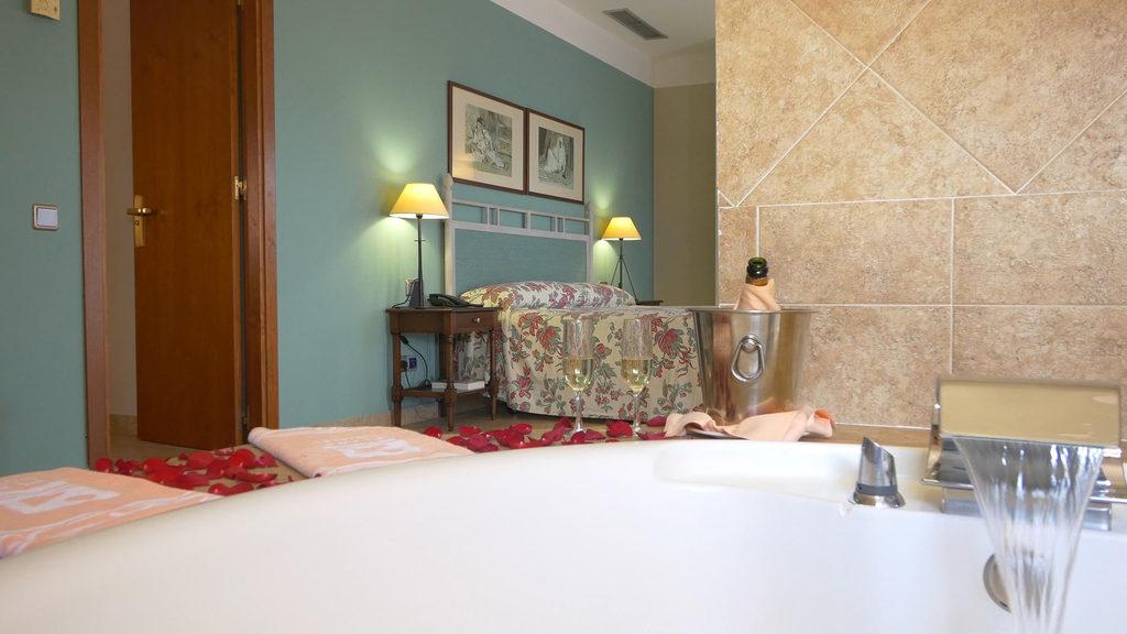 Suite Duplex del hotel Playacanela. Foto 2