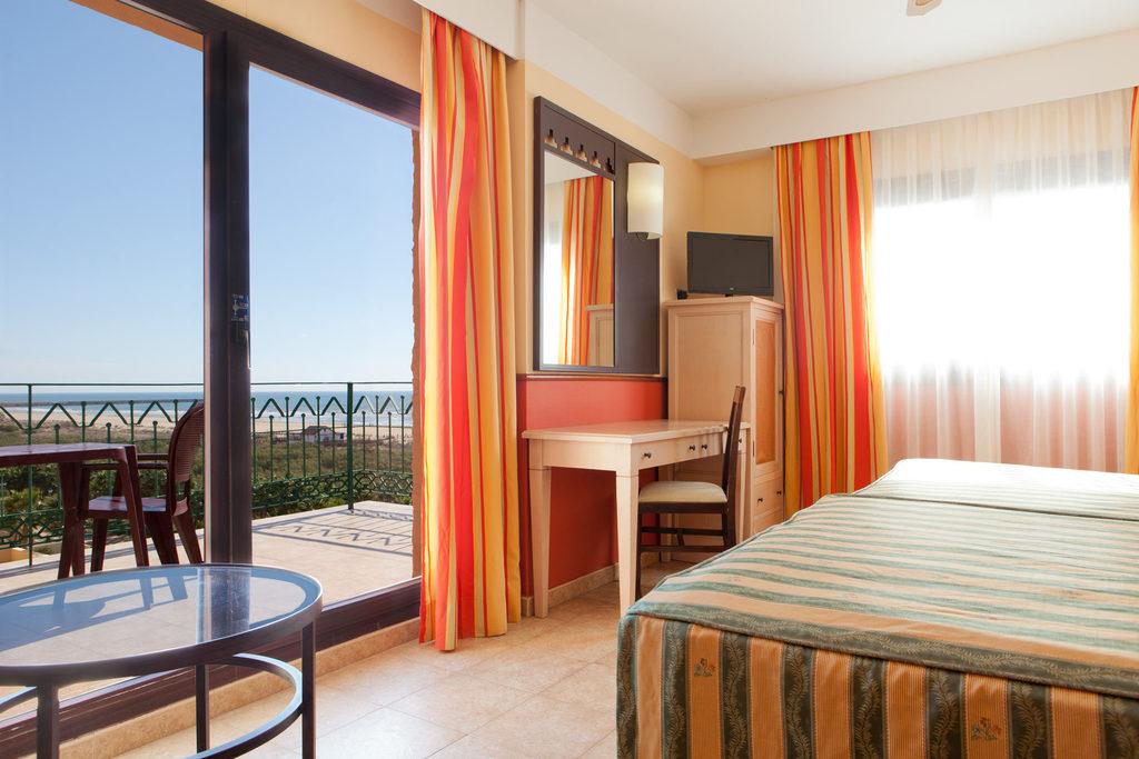 Habitación doble Vista Mar Superior del hotel Playacanela