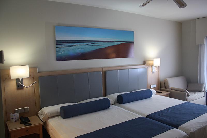 Habitación doble Confort del hotel Playacanela