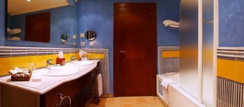 Habitación doble  del hotel Sensimar Isla Cristina Palace Hotel & Spa