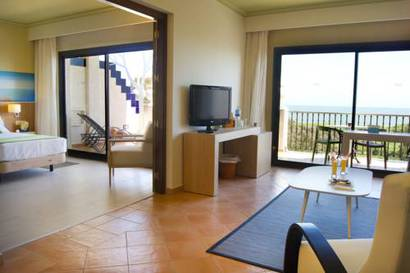 Suite  del hotel Sensimar Isla Cristina Palace Hotel & Spa