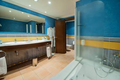Habitación doble Club del hotel Sensimar Isla Cristina Palace Hotel & Spa