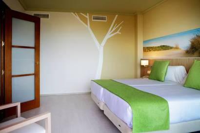 Suite  del hotel Sensimar Isla Cristina Palace Hotel & Spa. Foto 3