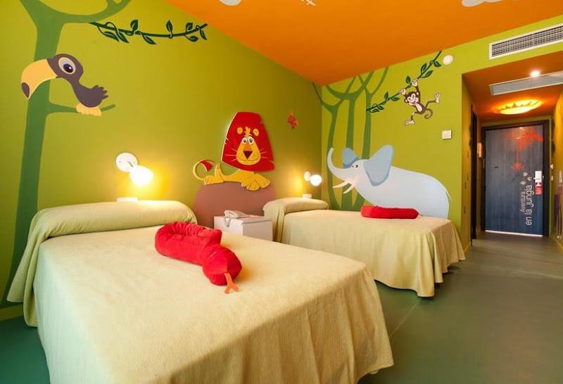Estudio Temática del hotel TUI Family Life Islantilla. Foto 2