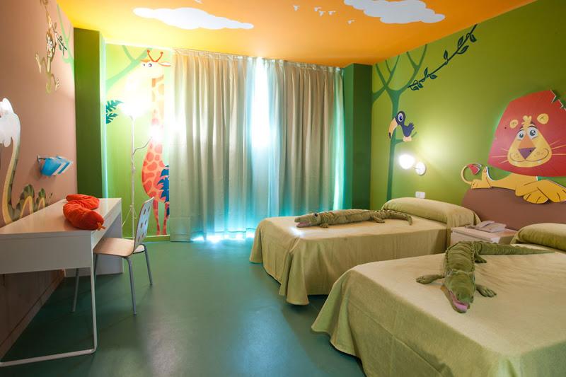 Estudio Temática del hotel TUI Family Life Islantilla. Foto 3