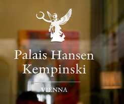 Hotel Palais Hansen Kempinski Vienna