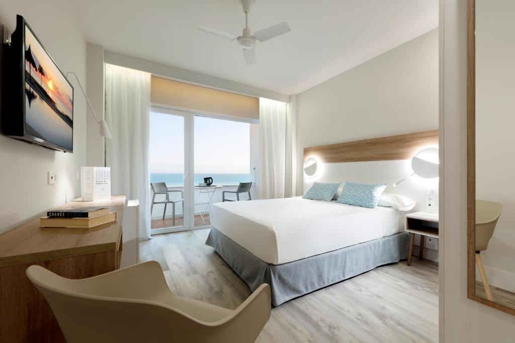 Junior suite  del hotel Playabonita