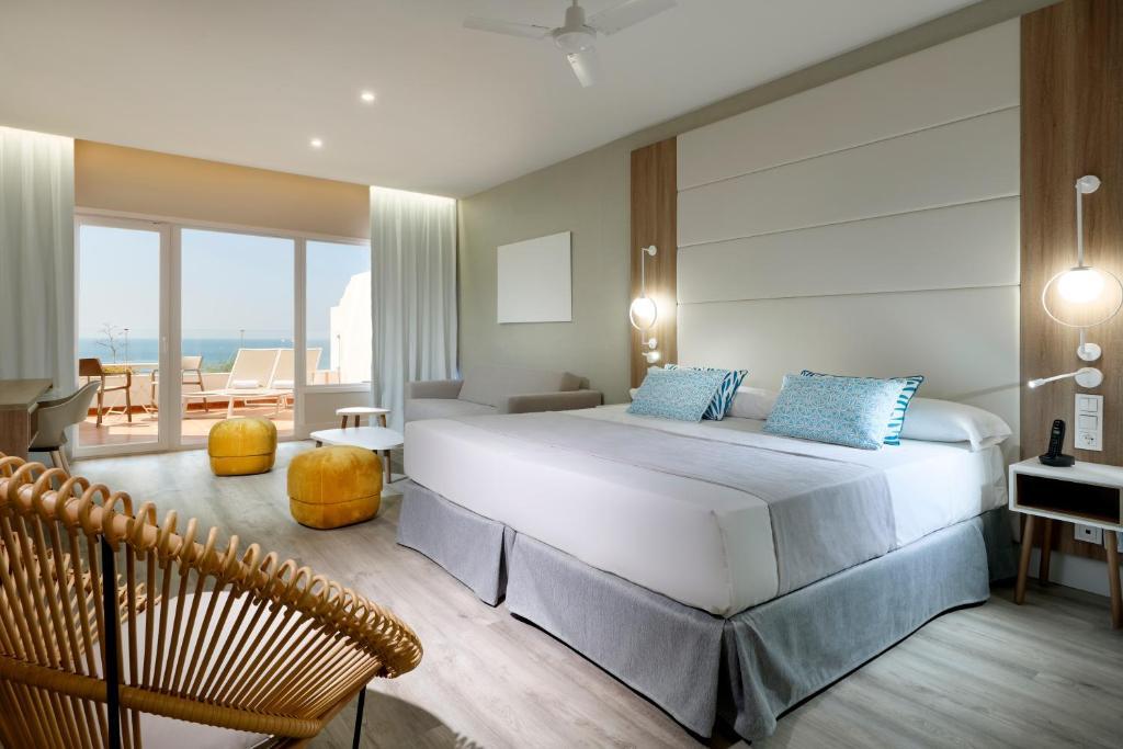 Habitación doble Comunicada del hotel Playabonita