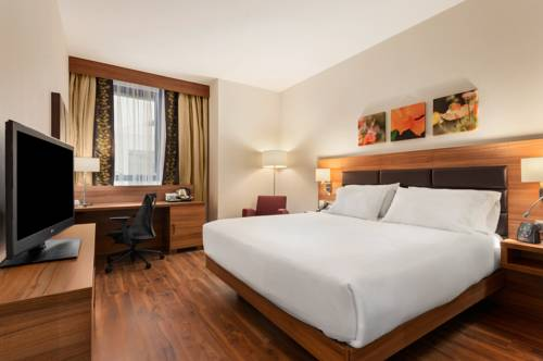 Habitación doble  del hotel Hilton Garden Inn Sevilla