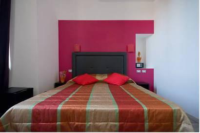 Habitación individual  del hotel Mf